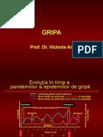 Curs Gripa 2015
