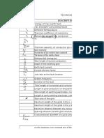 Earthing Mat Design Calculation Sheet