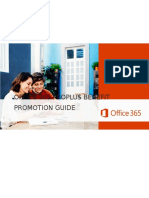 Office 365 ProPlus Promotion Guide for HED_en-US