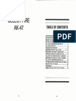 AK-47 Select Fire Conversion