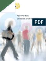Reinventing Performance evaluation