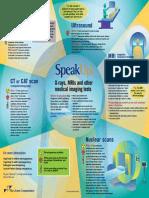 Speakup Imaging