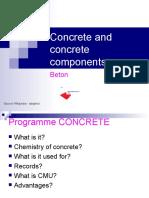 Concrete Component