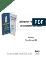 Conférence Management