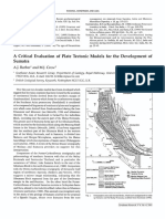 2001-A Critical Evaluation of Plate Tectonic Models for the Development of Sumatra_Barber & Crow