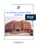 Project Planning Execution Manual