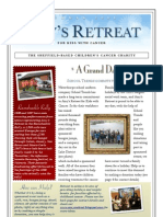 Amy's Retreat Newsletter
