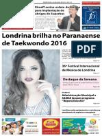Jornal União, exemplar online da 09/06 a 15/06/2016.
