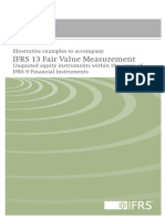 IFRS Education Fair Value Measurement