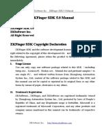 ZKFinger SDK 5.0_en