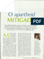 O Apartheid Mitigado