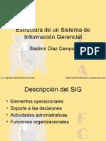 estructuraSIG