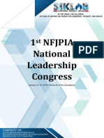 NFJPIA1516 Leadership Congress