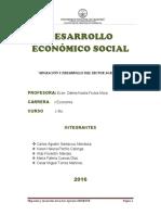 Migración y Desarrollo Del Sector Agrícola