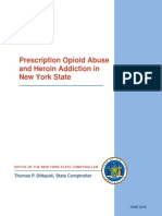 Heroin and Opioids