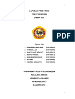 243586924 Laporan Prestasi Mesin PDF