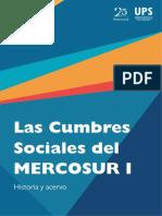 AA.VV. - Las Cumbres Sociales Del MERCOSUR I