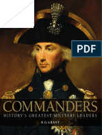 Commanders - History's Greatest Military Leaders (DK Publishing) (2011)