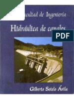 Hidraulica de Canales- Sotelo Avila