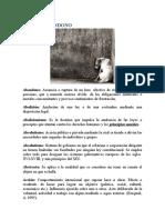 Diccionario A