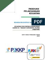 Panduan Review Perenc Partisipatif