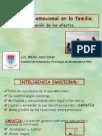 Inteligencia emocional,familia.ppt
