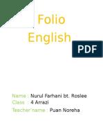 Farhani English