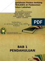 Proposal Ph Prolanis