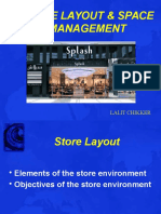 Store Layout_space Allocation