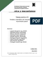TP2 Mecanica y Mecanismos