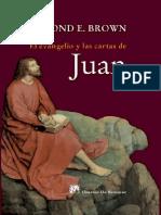 Evangelio de Juan y Epístolas - Raymond E. Brown