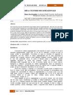 SCHIMBAREA_CULTURII_ORGANIZAIONALE