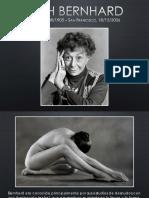 Ruth Bernhard, resumen de vida y trabajos