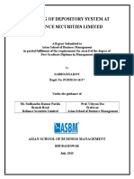 Format Certificate & Declaration