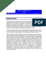 Carta de Servicios DGPCE