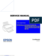 Stylus Nx105 Service Manual(English)