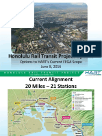HART proposes rail options