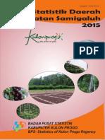 BPSA SAMIGALUH 2015