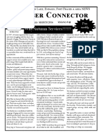Phraser Connector, Issue 45, March 2016
