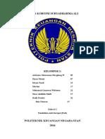 Analisis Korupsi Suryadharma Ali