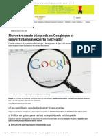 9 Delimitadores de Búsqueda en Google Para Convertirte en Experto _ Tele 13