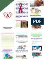 Leaflet HIVAIDS