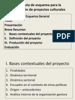 Presentation Beti Salinas Libros Diseño y Evaluación Proyectos