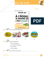 A1 1 Comprehension Des Ecrits Exercice 2