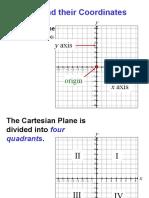 l1 cartesian plane