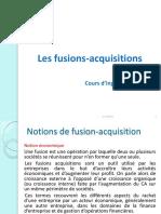 Chapitre 6 - Fusions-Acquisitions