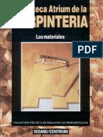 Biblioteca Atrium de La Carpinteria - JPR504 - Tomo 1