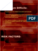 C Diff Recurrence Presentation
