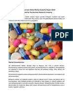 Pharmaceuticals Global Market Analytics Released By The Business Research Company