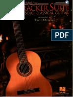 El Cascanueces .-Peter Tchaikovsky - Suite for Solo Classical Guitar